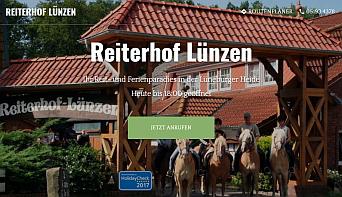 Reiterhof Luenzen Reiterferien Urlaub Lueneburger Heide Google MyBusiness Seite