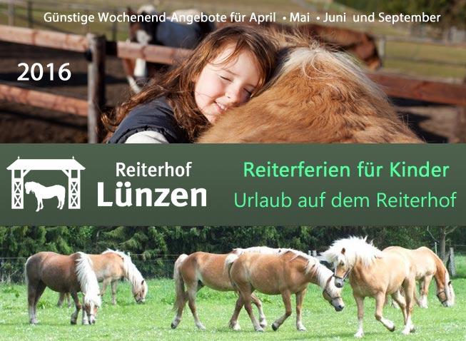 Termine 2016 - Reiterferien & Urlaub in der Lüneburger Heide
