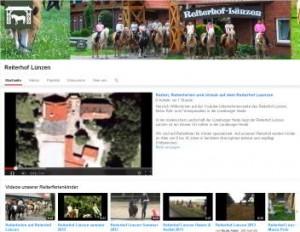 reiterhof-luenzen-youtube Reiterhof Lünzen auf Youtube