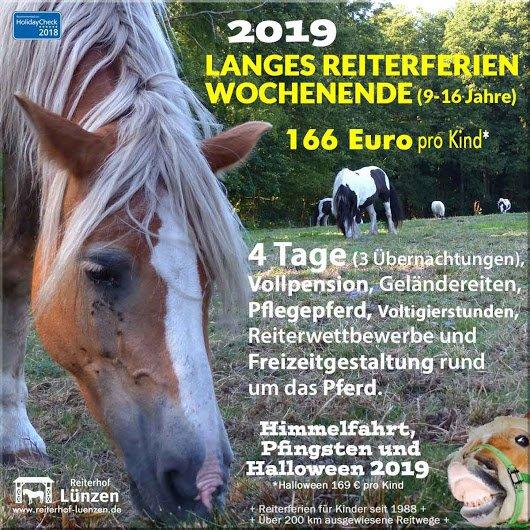 Reiten-Angebot-Langes-Reiterferien-Wochenende-Kinder-Reiterhof-Ferienhof-Luenzen-Lueneburger-Heide-Niedersachsen-Cavallo-HolidayCheck-empfohlen_2019