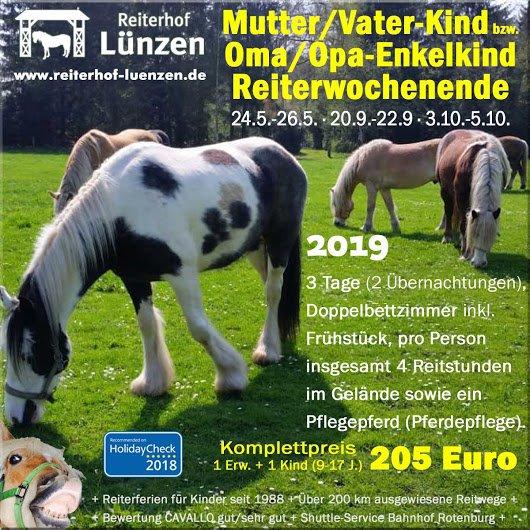 Reiten-Reiterferien-Mutter-Oma-Vater-Opa-Kind-Enkelkind-Wochenende-Reiterhof-Ferienhof-Luenzen-Lueneburger-Heide-Niedersachsen-2019
