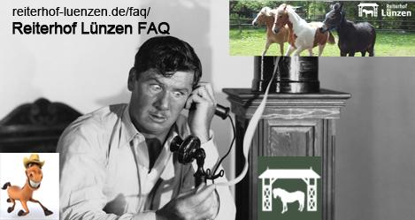 Reiterhof Lünzen FAQ
