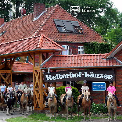 Reiterhof & Ferienhof Luenzen - Reiterferien, Reiten, Urlaub - Wochenend-Angebote