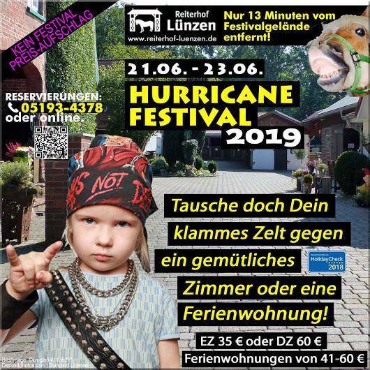 Special-Hurricane-Festival-2019-Eichenring-Scheessel-Einzelzimmer-Ferienwohnung-Reiterhof-Ferienhof-Luenzen-Lueneburger-Heide-Niedersachsen-Cavallo-HolidayCheck-empfohlen