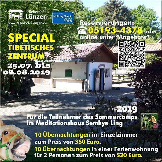 Special-Tibetisches-Zentrum-Sommercamp-2019-Einzelzimmer-Ferienwohnung-Reiterhof-Ferienhof-Luenzen-Lueneburger-Heide-Niedersachsen-Cavallo-HolidayCheck-empfohlen